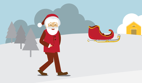 The cost of insuring Santa Claus